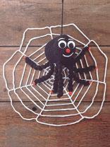 Chester the crochet spider