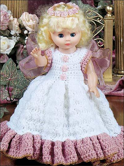 Angel of Hope doll dress