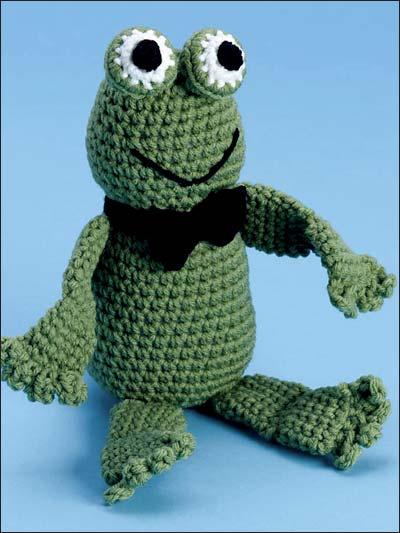 Dapper Frog