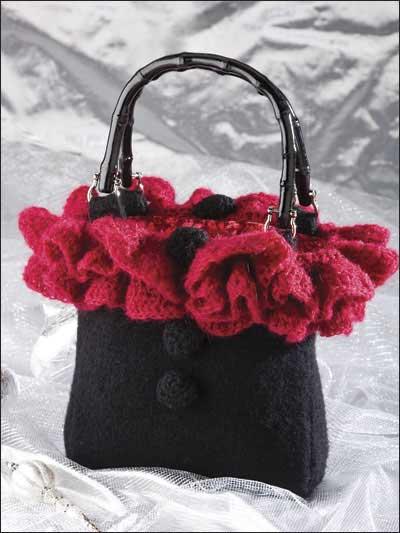 Crochet Purse Patterns Page 1