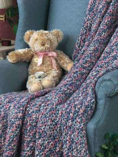 Free Crochet Pattern For Confetti Baby Blanket : Miscellaneous Crochet - Beginner Crochet Patterns ...