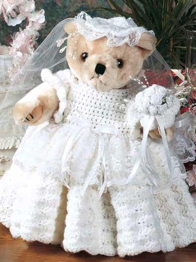Bridal Bear