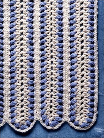 Free Crochet Yoyo Afghan Pattern : Assorted Crochet Afghan Patterns - Blue Mile Crochet ...