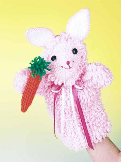 Sunny Bunny Puppet