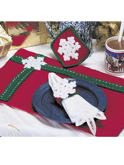 Crochet for the Home - Seasonal Crochet - Christmas Place ...