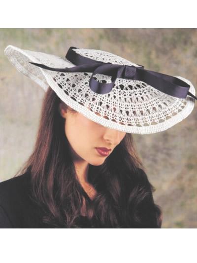 Free Crochet Pattern Spring Hat : Spring & Summer Crochet Patterns - Tisket-a-Tasket Free ...