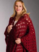 crochet wrap patterns page 1